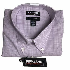 Kirkland Signature Dress Shirt 16.5  34/35